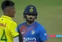 IND vs SA T20I :Virat Kohli reprimanded by ICC after physical contact with Beuran Hendricks