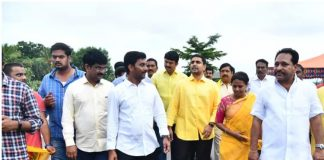 TDP Chalo athma kuru : Nara Lokesh Fire on ap governement