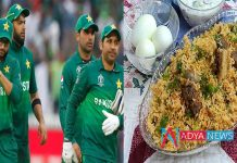 PCB :No more biryani for Pakistan cricketers as head coach Misbah-ul-Haq changes diet and nutrition plans