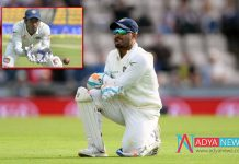 IND vs SA Test series :Wriddhiman Saha likely to be preferred over Rishabh Pant for test series