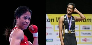 Padma Awards:Mary Kom Recommended for Padma Vibhushan, PV Sindhu for Padma Bhushan in All-Women Sports Ministry List
