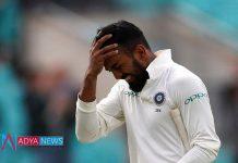KL Rahul fail test series