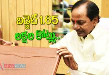 Telangana Budget 2019-20 Highlights