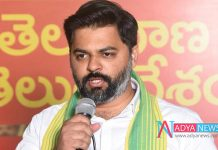T TDP Leader Tulla Devender Goud resign To TDP