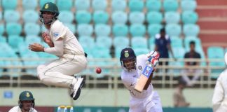 IND vs SA 1st Test :India Declare 1st Innings On 502/7
