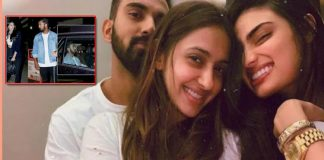 Athiya Shetty steps out for dinner date with cricketer KL Rahul