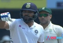 IND vs SA 1st Test :Twitter erupts as Rohit abuses Pujara after he refuses to take a single