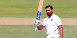 IND vs SA 1st Test : India lose rohith sharma wicket