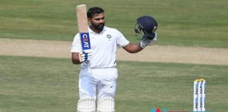 IND vs SA 1st Test :Rohit Sharma Equals Don Bradman's Average With 4th Test Century