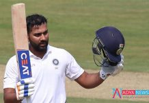 IND vs SA 1st Test : Rohit Sharma bowl in visakha