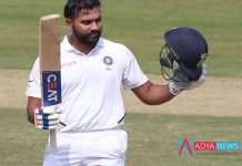 IND vs SA 1st Test : Rohit Sharma dazzles with tons in Vizag