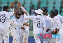 IND vs SA 1st Test : South Africa Lost three wickets first ennings