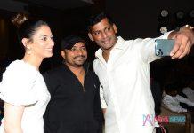 Tamannaah About Vishal Action Movie