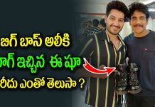 Nagarjuna Huge Gift To Bigg Boss Ali Rez