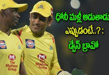former indian captain ms dhoni will play t20 world cup says dwayne bravo