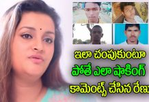 pawan kalyan's ex wife renu desai sensational reaction on disha encounter