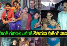 Jabardasth child Artist Nihanth real life