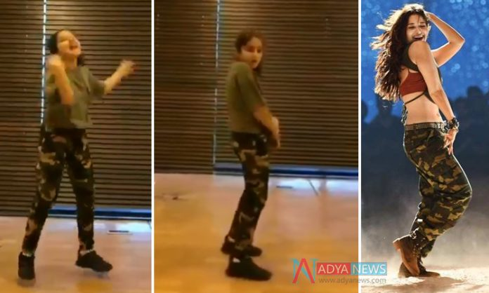 Mahesh Babu Daughter Sitara Dance to Tamanna Dang Dang Song