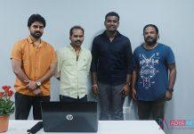 Rahul Sipligunj Launched Oosi Raakasi Song from Poster Telugu Movie