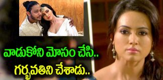sana khan on break up with melvin louis he made small girl pregnant