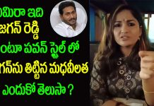 actress and bjp leader madhavi latha sensational comments on ap cm ys jagan
