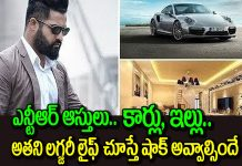 details of jr ntr assets