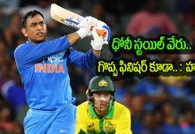 hussey says dhoni is greatest finisher of all time