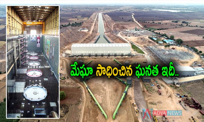 MEIL completes critical works of Kaleshwaram Lift Irrigation Scheme