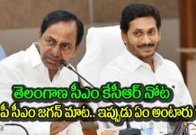 CM KCR Press Meet on Coronavirus in Telangana