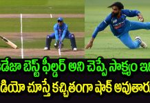 Ravindra Jadeja Is Arguably The Finest Fielder In The Indian Set Up At The Moment