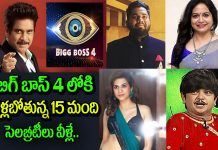 bigg Boss Telugu Season 4 Contestants List Viral In Social Media