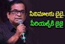 Comedian Brahmanandam Takes Shocking Decision
