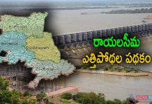 Rayalaseema Lift Irrigation Project Update