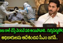 ap Cm Ys Jagan Orders To Officers That Regularly Check Corona Call Centres