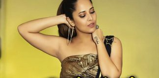 anasuya fires on media