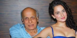 Kangana Ranaut's solitary pick with Mahesh Bhatt going viral ..
