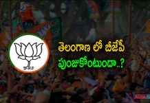 BJP Political Strategy in Telangana to target TRS