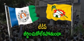 TDP Can't digest that BCs Closer to YSRCP