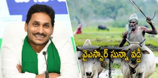 YS Jagan to Launch Zero Interest rate Scheme to Farmers
