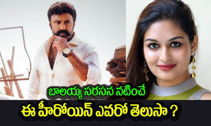 malayalam Actress Prayaga Martin May Role With Balakrishna Movie