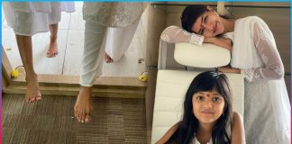 Lakshmi Manchu New Office Opening with daughter