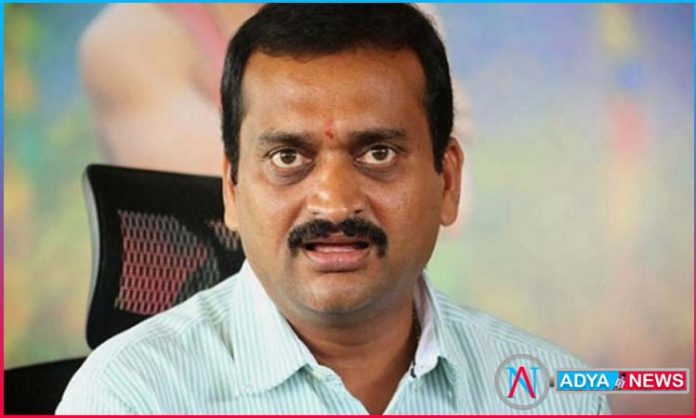 I have no affiliation with any party Do not believe the rumors says Bandla Ganesh