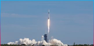 SpaceX launches upgraded Dragon cargo ship