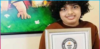 Another Indian in Guinness Book of World Records