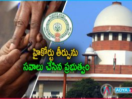 AP Govt Files Petition in Supreme Court On HC Orders Election Schedule