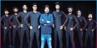 adipurush started with motion capture work