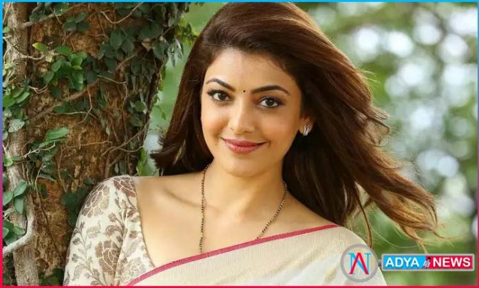 kajal out of tejas movie