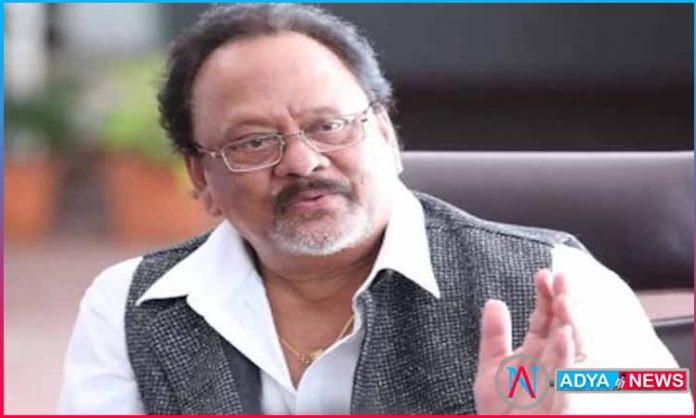 krishnam raju appointed as tamilnadu governor going viral on social media