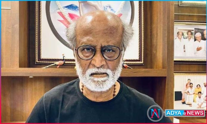 rajanikanth given clarity on his political entry