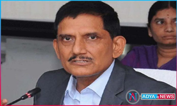 rp thakur appointed as aps rtc md